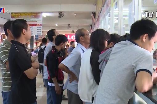 30.000 vé xe giá ưu đãi cho sinh viên dịp Tết