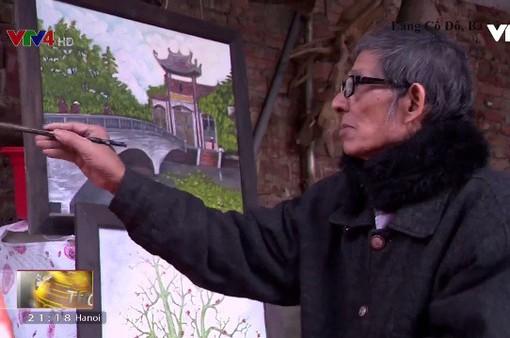 Một ngôi làng thuần nông có nhiều họa sỹ