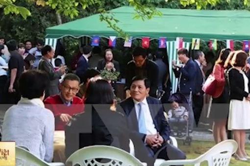 """Sôi động """"Ngày Gia đình ASEAN"""" tại Mỹ"""