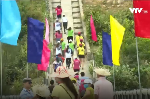 Giải Việt dã về miền cực Đông trên đất liền Việt Nam