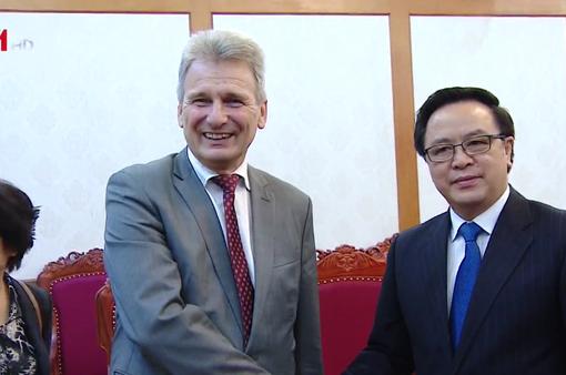 Tăng cường hợp tác công đoàn Việt Nam - Áo