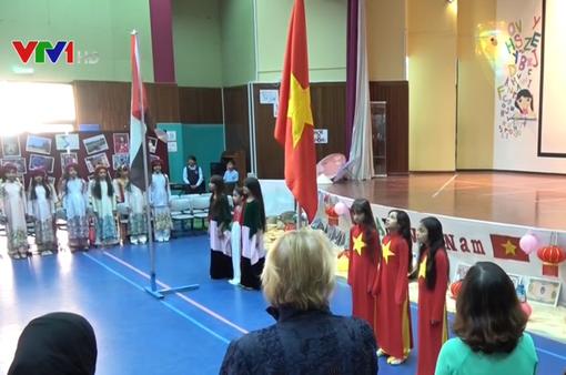 Nét đẹp văn hóa Việt Nam tại UAE