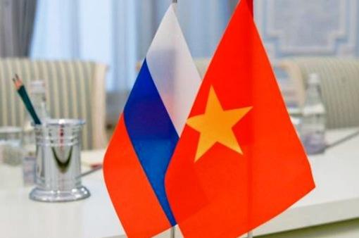 Xung lực mới trong quan hệ Việt Nam - Liên bang Nga