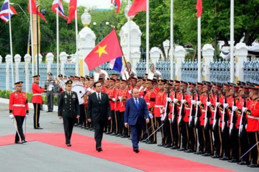 Tuyên bố chung Việt Nam - Thái Lan