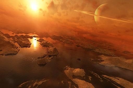 Vệ tinh của sao Thổ có thể có sự sống