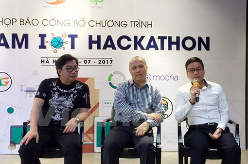 Vietnam IoT Hackathon 2017 – Cơ hội cho các Startup