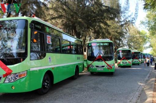 TP.HCM thay xe bus xuống cấp bằng xe chạy diezel