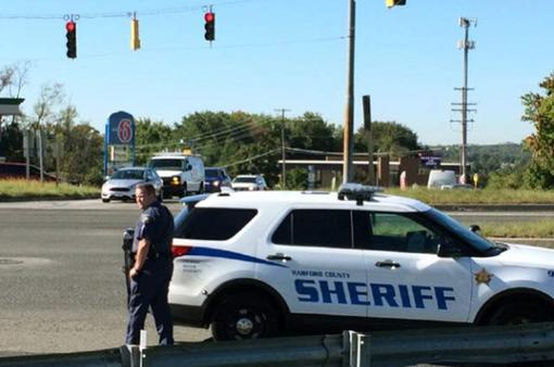 Xả súng tại Mỹ khiến 5 người thương vong