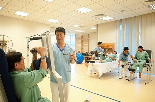 Triển khai mô hình xã hội hóa bệnh viện