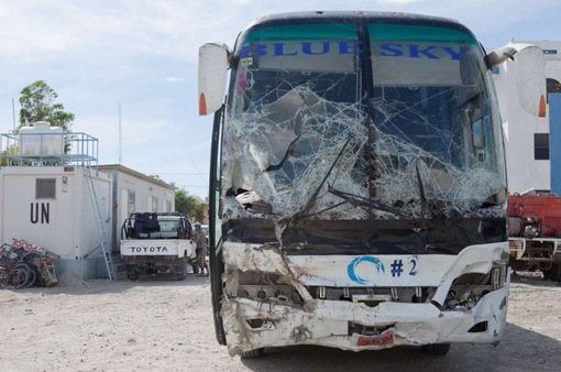 Tai nạn xe bus nghiêm trọng tại Trung Quốc khiến 11 người chết