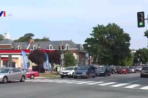 Câu chuyện giao thông tại các giao lộ Mỹ