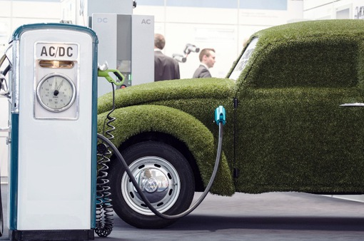 Anh chuyển hướng từ xăng dầu sang năng lượng sạch trong giao thông