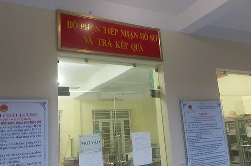 Chủ tịch Hà Nội yêu cầu làm rõ vụ xin giấy chứng tử ở phường Văn Miếu