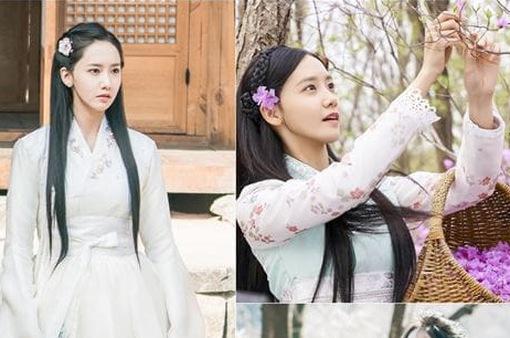 Ngây ngất với vẻ đẹp tinh khôi của Yoona (SNSD) trong trang phục cổ trang