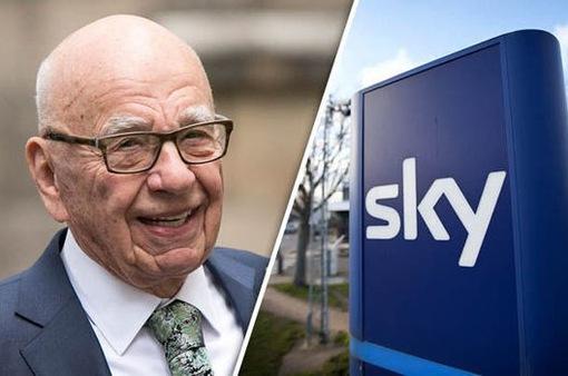 Anh bác đề xuất bán hãng truyền hình Sky