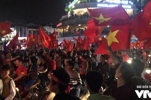 1001 cách ăn mừng chiến thắng của đội tuyển U23 Việt Nam