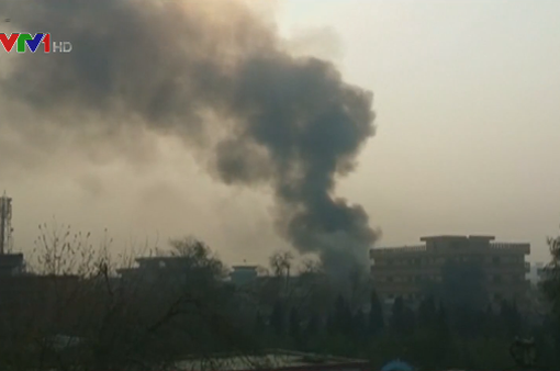 Afghanistan: Tấn công khủng bố văn phòng cứu trợ trẻ em, 11 người bị thương