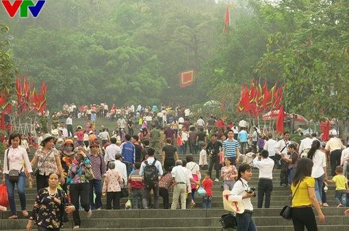 Nhiều hoạt động trước ngày khai mạc Giỗ Tổ Hùng Vương