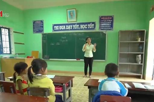 Việc tử tế: Những cô giáo làm mềm đá sỏi