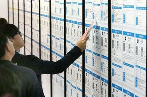 Tỷ lệ thất nghiệp cao kỷ lục tại Hàn Quốc