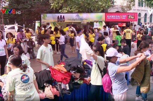 Mottainai - Ngày hội đồ cũ với mục đích nhân đạo tại Việt Nam