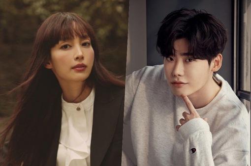 Lee Jong Suk đóng cặp với vợ xinh đẹp của nam tài tử Won Bin