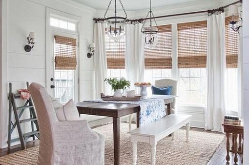 Gợi ý chọn thảm giúp phòng ăn đẹp và ấm cúng