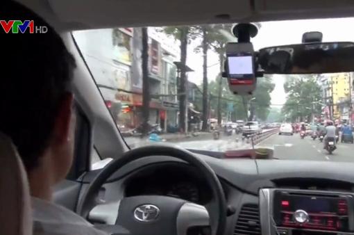 Taxi công nghệ có thể bị quản lý chặt hơn