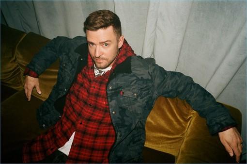 Justin Timberlake - Trai 1 con trông mòn con mắt