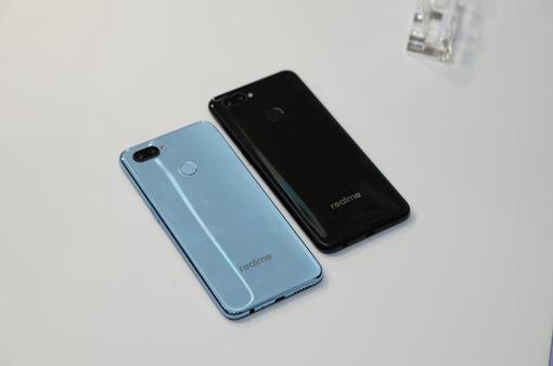 """Realme ra mắt smartphone """"tai thỏ"""" giá chỉ 2,5 triệu đồng"""