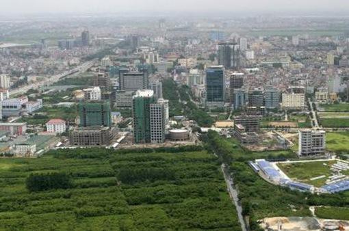 4 dự án khu đô thị quy mô hơn 700ha sẽ bị thu hồi