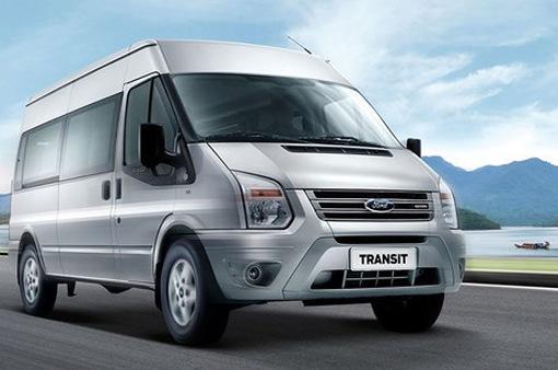 Triệu hồi gần 7.000 xe Ford Transit lắp ráp tại Việt Nam