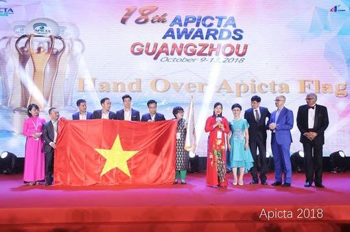 Việt Nam giành quyền đăng cai APICTA 2019