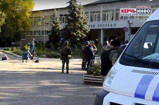 Điều tra vụ tấn công đẫm máu tại Crimea