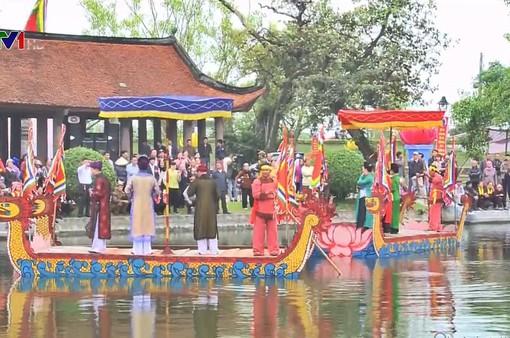 Tưng bừng khai hội chùa Keo, Thái Bình