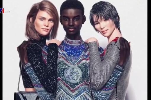 Người mẫu ảo - Tương lai của ngành thời trang