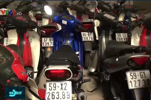 """Xe gắn máy sử dụng giấy tờ giả: Người dân """"tá hỏa"""" vì mua phải xe gian"""
