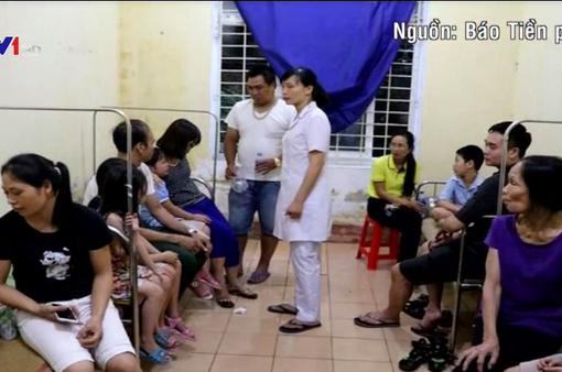 Hơn 350 học sinh ngộ độc: Trường tiểu học ở Ninh Bình bị phạt 30 triệu đồng