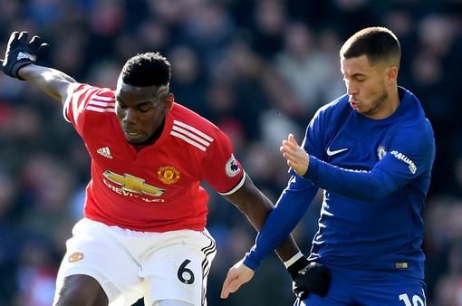 Lịch trực tiếp bóng đá Ngoại hạng Anh vòng 9: Nóng bỏng đại chiến Chelsea - Man Utd