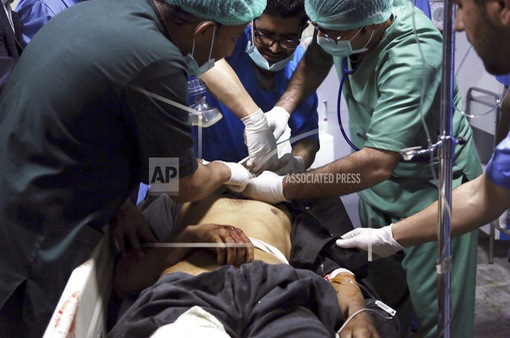 Ngày bầu cử bạo lực tại Afghanistan, nhiều người thiệt mạng và bị thương