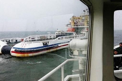 Trung Quốc: Hơn 10 người mất tích do chìm phà