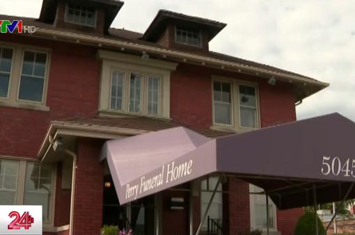 Tìm thấy thi thể của 63 trẻ em tại nhà tang lễ ở Detroit (Mỹ)