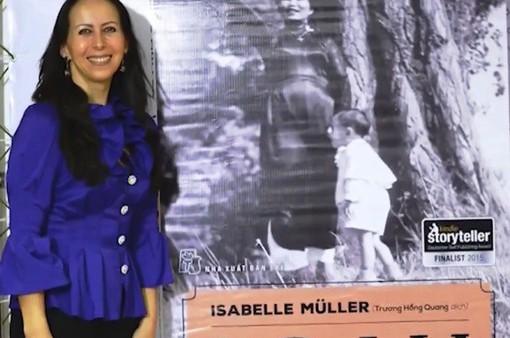 Một phụ nữ Việt gốc Pháp viết sách vì tình yêu Việt Nam