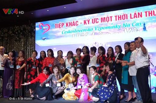 """Giao lưu """"Tiệp Khắc - Ký ức một thời"""" của các lao động Việt Nam"""