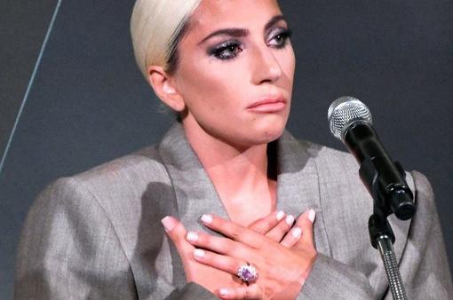 Nhẫn đính hôn của Lady Gaga có giá 400.000 đô la