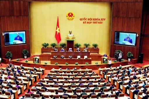 Chính phủ báo cáo Quốc hội về tình hình kinh tế - xã hội: 8 giải pháp đề ra để đạt được các mục tiêu