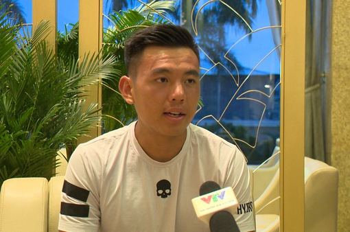 """Lý Hoàng Nam: """"Tôi sẽ nỗ lực có mặt ở Grand Slam sau 5 năm nữa"""""""