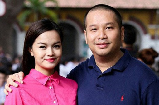 Ông bầu Quang Huy xác nhận tin ly dị Phạm Quỳnh Anh