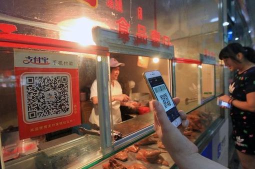 Trung Quốc dùng công nghệ cao để tạo ra cuộc cách mạng bán lẻ