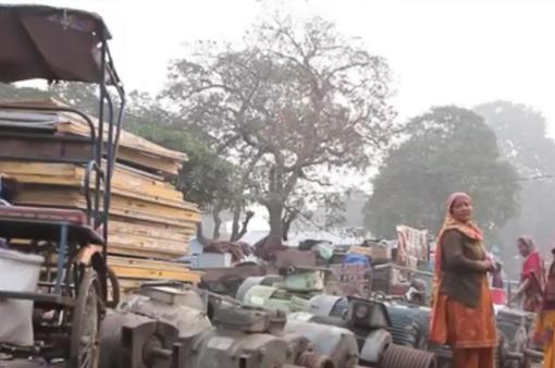 Ấn Độ là quốc gia ô nhiễm nhất hành tinh